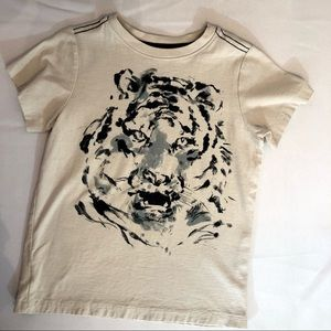 Tea Collection Tiger Shortsleeved T-Shirt